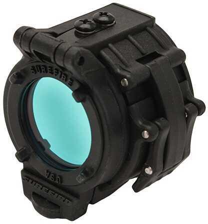 "Surefire Flashlight Filter Assembly Red, 1.37"" Bezel Md: FM45"