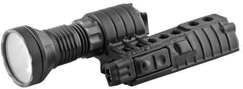 Surefire Forend Weapon Light for M4/Variants 1,000 Lumens, Black, Red Md: M500LT-B-BK-RD