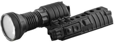Surefire Forend Weapon Light for M4/Variants 1,000 Lumens, Black, White Md: M500LT-B-BK-WH