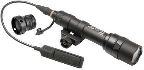 Surefire Scout Light, 500 Lumens Black Md: M600U-A-BK