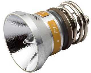 Surefire Flashlight Reflector/Lamp Assembly 9V, 200 Lumens Md: P91