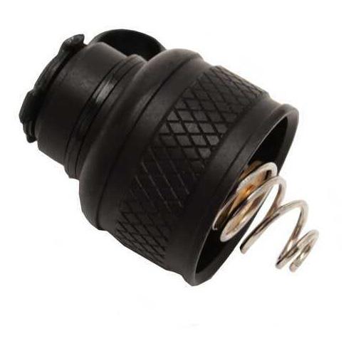Surefire Flashlight Replacement Rear Cap Assy For M6Xx,Black Md: UE-BK