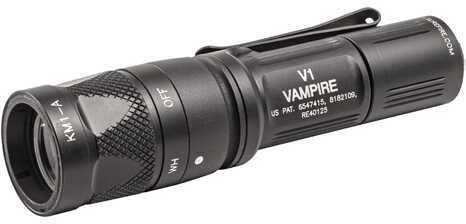 Surefire V1 Vampire,White Light, 10/100Mw Of IR Md: V1-BK