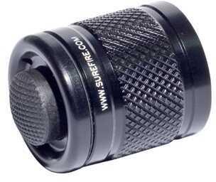 Surefire Flashlight Rear Cap Assembly, Click, M2, Black Md: Z59