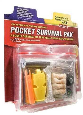 Survive Outdoors Longer / Tender Corp Adventure Medical SOL Series Pocket Survival Pak Md: 0140-0757