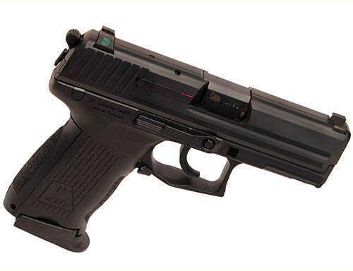 "Heckler & Koch P2000 V3 40S&W 3.66"" Barrel 12 Round SA/DA Action Black Finish Extended Slide Release Semi Automatic Pistol 704203LE-A5"