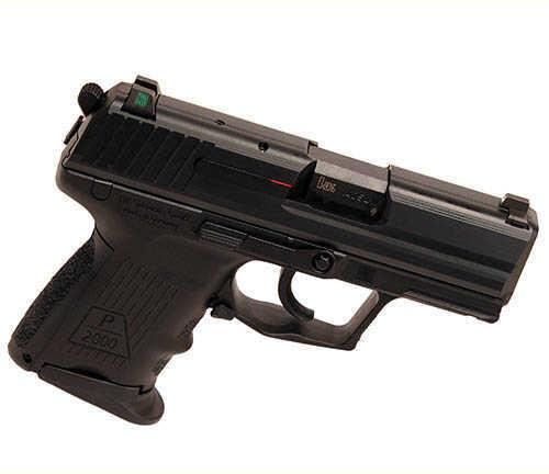 "Heckler & Koch P2000SK V3 40S&W 3.26"" Barrel 9 Round Black Finish Semi Automatic Pistol 704303LE-A5"
