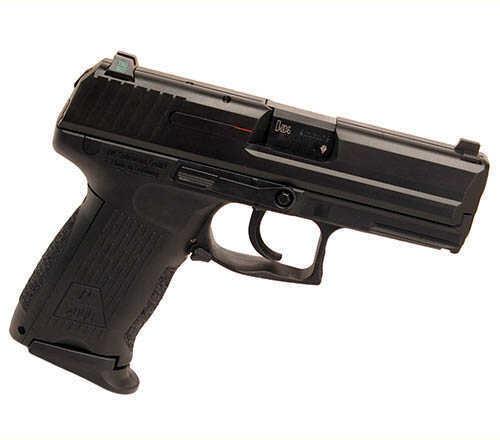 "Heckler & Koch P2000 V2 9mm Luger 3.66"" Barrel 13 Round Black Semi Automatic Pistol 709202LE-A5"