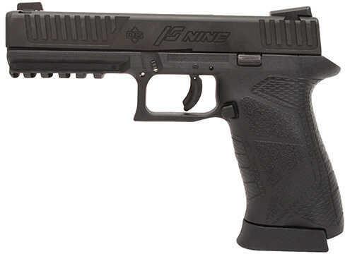 "Diamondback Firearms 9mm Luger Full Size 4.75"" Barrel 15 Round Black Semi Automatic Pistol DB9FS"