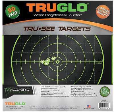 Truglo Target 100 Yard 12x12 (Per 50) TG10A50