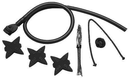 Truglo Bow Accessory Kit Black Md: TG601A