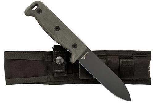 Ontario Knife Company Sk-5 Black Bird Noir Md: 7500Pc Knife