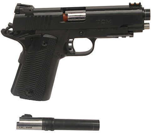 "Rock Island Armory 1911-A2 22 TCM 4.5"" Barrel 17 Round Parkerized Steel Semi Automatic Pistol 51943"