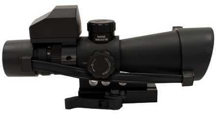 NcStar Ultimate Sighting System Gen-2, 3-9x42 Mil-Dot Md: STM3942G/DV2