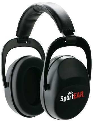 SportEar Passive Muff, Black Md: XTP