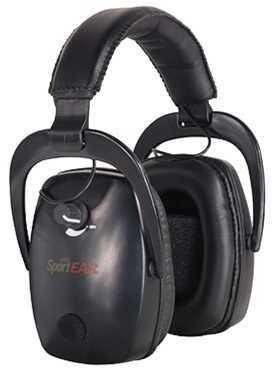 SportEar Muff, Black Md: XT2