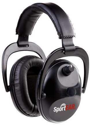 SportEar Xt2 W/2 Directional Mics, Black Md: Xt2-dual
