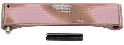 Hogue AR15 St Trigger Guard G10 G-Mascus Pink Lava Md: 15687