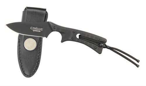 Camillus Cutlery Company Camillus Tyrant Carbonitride Titanium Knife Md: 19144
