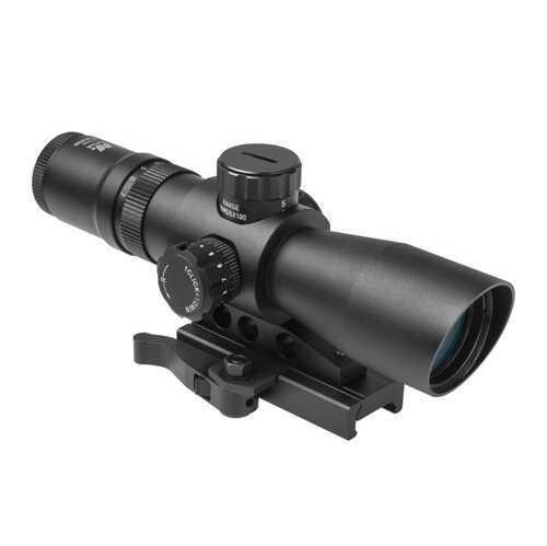 NcStar Mark III Tactical Gen 2 2-7X32 P4 Sniper Md: STP2732GV2