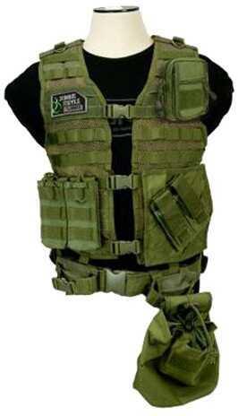 NcStar Zombie Rezurrecion Kit Green Md: KZCMS1G-A