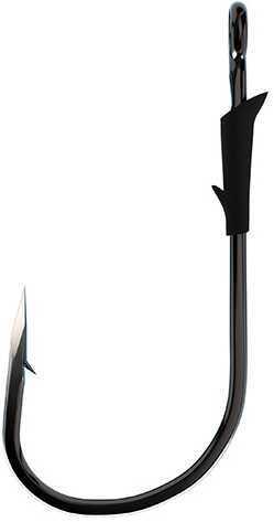 Eagle Claw Fishing Tackle Trokar Flippin' Hook Carton, Platinum Black Size 5/0, 20 Pieces Md: TK130-5/0-PACKAGE