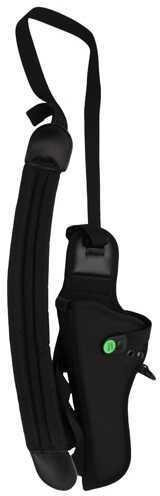 Bianchi 4100 Ranger Holster w/Hush System Size 06, Left Hand 14255