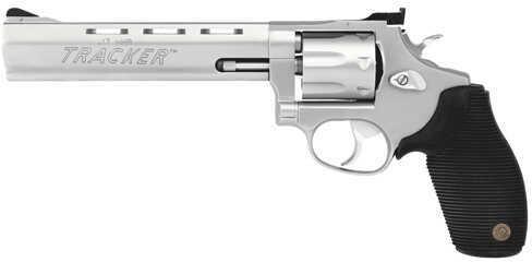 "Taurus M17 Tracker 17 HMR Stainless Steel Revolver 6.5"" Barrel 2170069"