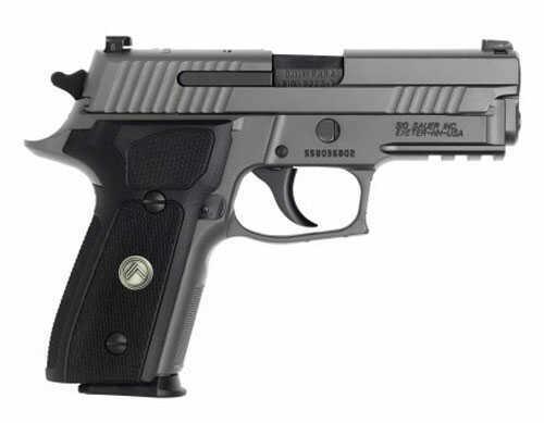 Sig Sauer Pistol Sig P226 Legion 357 Sig Mid Size Gray X-Ray 10 Round Semi Automatic Pistol