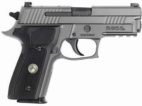 Sig Sauer Pistol Sig P226 Legion 40sw 4.4'' Mid Size Gray Xray Sights 3 10 Round