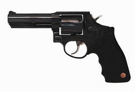 """Revolver Taurus M65 357 Magnum 4"""" Barrel Blued 6 Round Fixed Sight 2650041"""