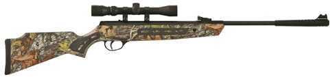 Hatsan USA Hatsan 1000S Striker Camo Combo .25, Black Md: HC1000STRC25