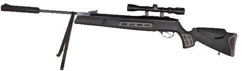 Hatsan USA Hatsan Air Rifles 125 Sniper Vortex Piston .177, Black Md: HC125SN177VORT