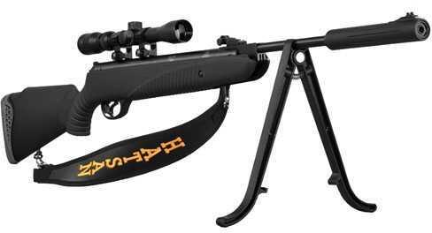 Hatsan USA Hatsan Model 85X Combo .25, Black Md: HC85SN25