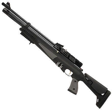 Hatsan USA Hatsan Air Rifle AT44S10 TACT .22, Black Md: HGAT44S10TACT-22