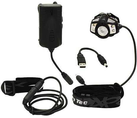 Princeton Tec Apex Rechargeable Black, 275 Lumens Md: APXL-RC-BK