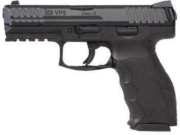"Heckler & Koch VP9 9mm Luger 4.09"" Barrel 15 Round Semi Automatic Pistol M700009-A5"