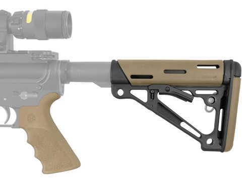 Hogue AR-15/M-16 Kit - Desert Tan Rubber Md: 15356