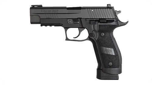 """Sig Sauer P226 TACOPS 357 Sig 4.4"""" Barrel 12 Round Black Semi Automatic Pistol E26R-357-TACOPS"""