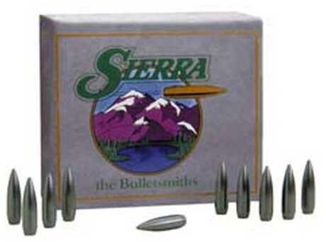 Sierra 22 Caliber (.224) 52 Gr HPBT Match Moly (Per 100) 1410M