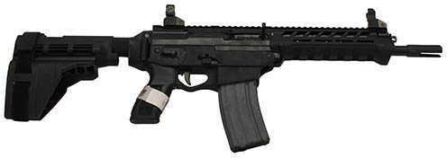 "Sig Sauer SIGP556xi PISTOL 5.56mm 10"" withPSB 30rd P556XI-10B-C-PSB"