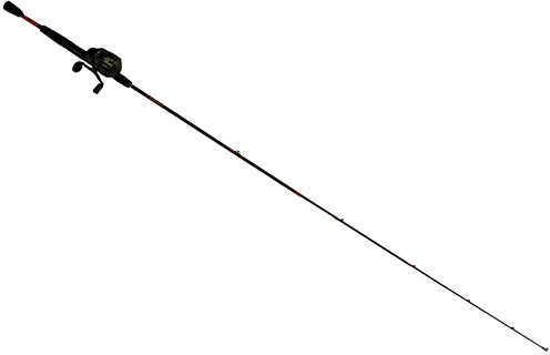 "Zebco / Quantum 33 Max Singcast Combo 6'6"" Length, 2 Piece Rod, 2.6: Gear Ratio, Medium/Heavy Action, Ambidextrous M"