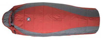Big Agnes Encampment 15 Integrity, Red/Gray Long, Left Hand Zipper Md: BELL14RG