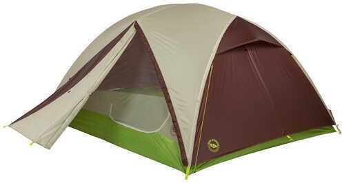 Big Agnes Rattlesnake SL mtnGLO Tent 4 Person Md: TRSSL4Mg15