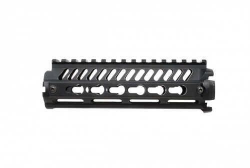 Ergo Keymod Ultra-Lite Slim 2 Piece Handguard Black Md: 4807-BK