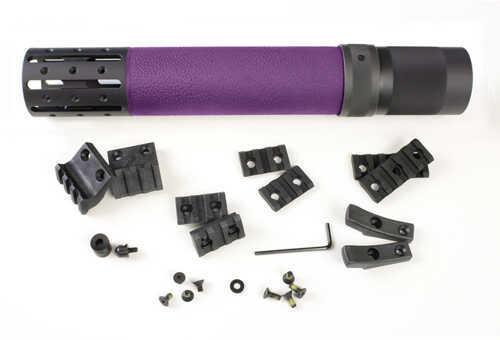 Hogue AR-15/M-16 Rifle Length- Purple Md: 15674