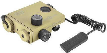 Sightmark LoPro Green Laser Designator Md: Sm25001De