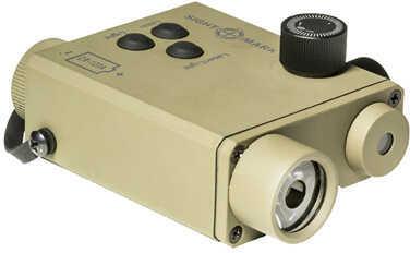 Sightmark LoPro Green Laser Designator/Flashlight Md: SM25004DE