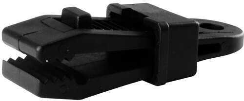 Scotty Tarp Clip Black, 4 Pack Md: 0300-BK