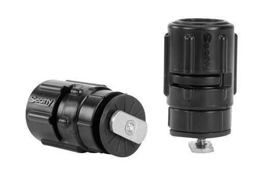 Scotty Gear Head Track Adapter, Bucket of 25 Md: 0438-BUCKET